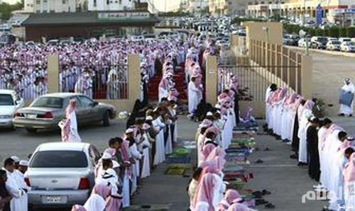 تحديد 148 جامعًا ومصلى لأداء صلاة عيد الفطر بمكة المكرمة