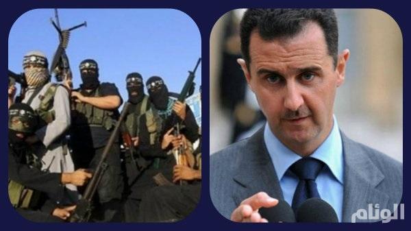 كيف ساعد «داعش» النظام السوري «هنا الاجابة»