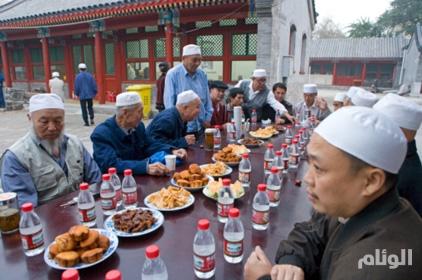 الصين تفرض قيودا على المسلمين لعدم صوم رمضان