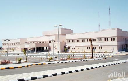 مستشفى الملك خالد بتبوك يرفض استقبال المرضى