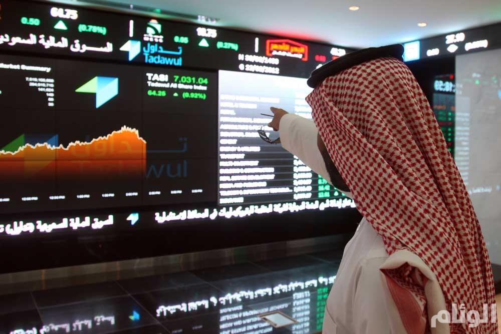 سوق الأسهم السعودية يغلق مرتفعًا عند مستوى «7348.76» نقطة
