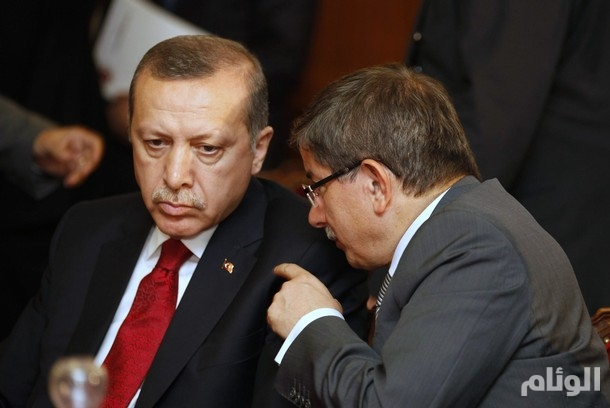"""الحزب الحاكم في تركيا يدعم اختيار """"داود اوغلو"""" رئيسا للوزراء"""