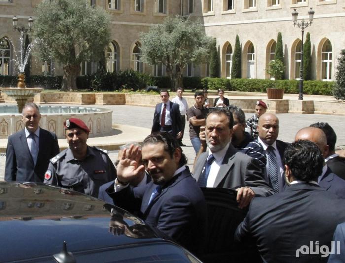 سعد الحريري يعود إلى لبنان بعد غياب ثلاث سنوات