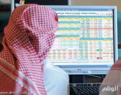 البورصة السعودية تتراجع بعد مسح يشير إلى تباطؤ الاقتصاد