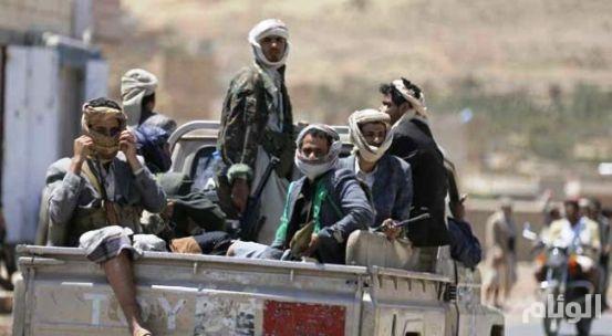 مقتل 5 أشخاص في اشتباكات بين الحوثيين والسنة في صنعاء