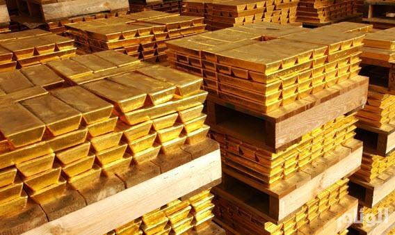 الذهب يهبط بالتعاملات الآسيوية مقترباً من أدنى مستوياته