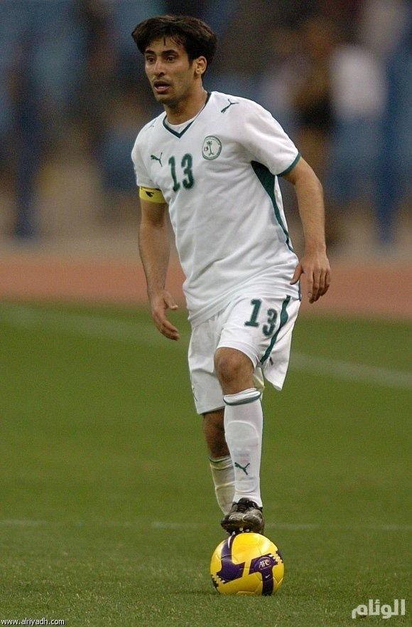 حسين عبدالغني أكبر لاعب يمثل المنتخب السعودي دوليًّا