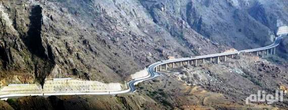 اعتماد أكثر من «543» مليون ريال لمشاريع الطرق في الباحة