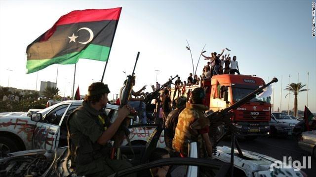 الحكومة الليبية تدعو إلى عصيان مدني في طرابلس