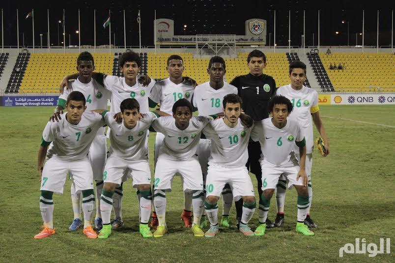 الأخضر الصغير يفوز على قطر برباعية ويتأهل لنهائي العرب