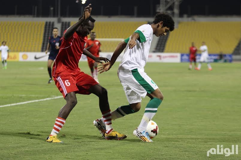 منتخب الناشئين إلى نصف نهائي البطولة العربية عبر السودان