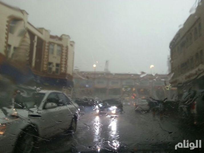 بالصور أمطار غزيرة تعرقل الحركة IMG-20141116-WA0071.