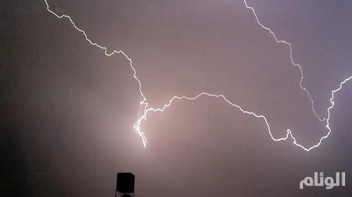 الأرصاد تحذر من هطول أمطار متوسطة الى غزيرة على الباحة