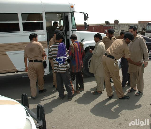 شرطة الطائف تضبط أكثر من «5955» مخالفا لنظام الإقامة