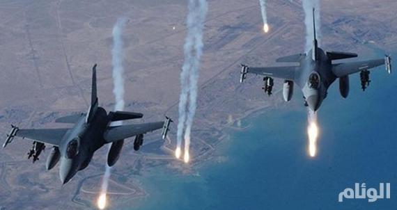 اليمن .. غارات جديدة للتحالف على مواقع عسكرية في صنعاء والحديدة
