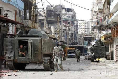 تدهور الوضع الأمني بريف دمشق وحالة قلق تعيشها «6000» عائلة فلسطينية