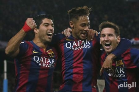 برشلونة يواجه يوفنتوس في إياب ربع نهائي دوري أبطال أوروبا غداً