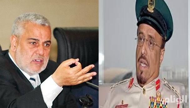 ضاحي خلفان يهاجم حكومة الإخوان بالمغرب .. والرباط تراها وقاحة