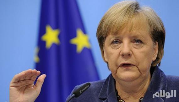 """ميركل تعلن دعم ألمانيا لهولندا حيال اتهامها بـ""""النازية"""""""