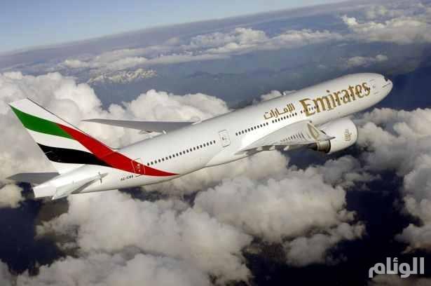 طيران الإمارات يعلق رحلاته لبغداد بعد إطلاق نار على طائرة لــ«فلاى دبى»