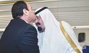 """السيسي : سنبني جامعة """"الملك عبدالله"""" في سيناء"""