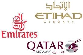 الطيران الأمريكي يفقد مسافريه لصالح شركات الطيران الخليجية
