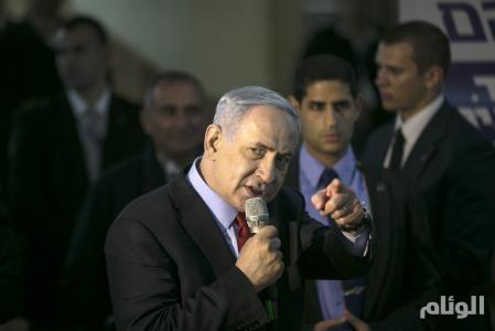 نتنياهو لمناصريه: امنعوا وصول حكومة اليسار إلى السلطة