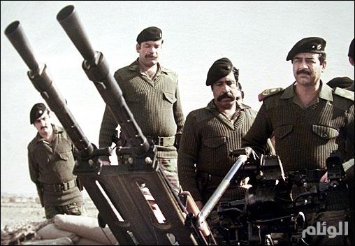 الميليشيات الايرانية تقصف تكريت مسقط رأس «صدام حسين» بدافع انتقامي