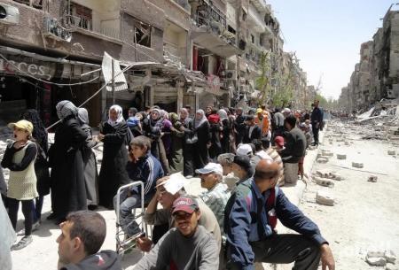 الأمم المتحدة تتمسك بطلبها لهدنة مدتها 48 ساعة في حلب