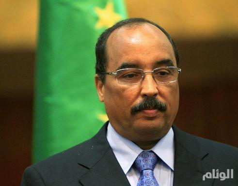 الرئيس الموريتاني يصل إلى الرياض في زيارة رسمية للمملكة