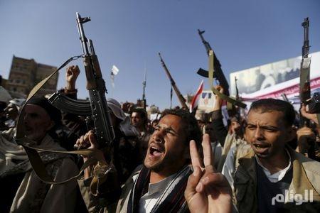 «الضالعى» يدعو الحوثيين والمخلوع لتسليم أسلحتهم ولهم الأمان