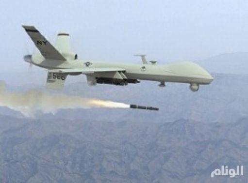 اليمن .. طائرة أمريكية بدون طيار تقتل 8 عناصر من القاعدة