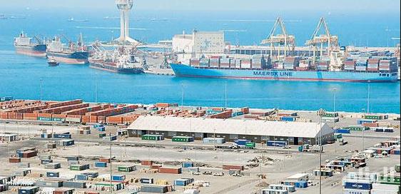 ميناء جدة الإسلامي يناول 355 ألف حاوية في مارس الماضي
