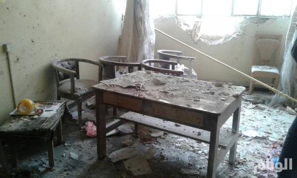 «30» طفلا ضحية قصف طيران النظام السوري على مدرسة أطفال في حلب