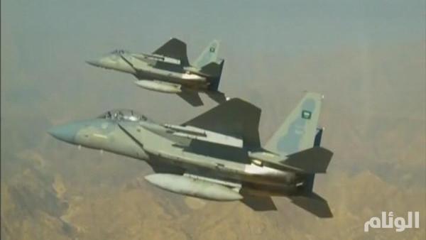 التحالف يضرب 5 مقرات لقيادات حوثية .. ومعارك شرسة في عدن