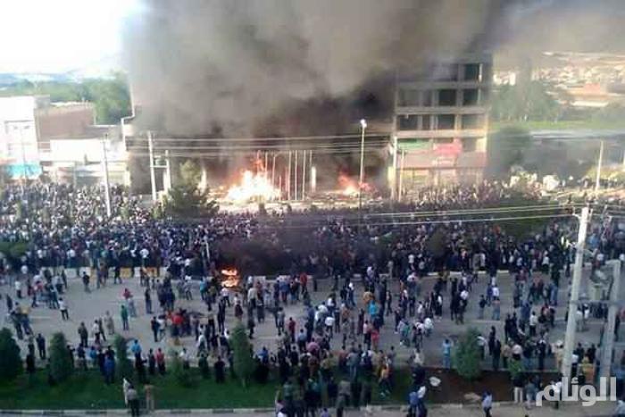 تقرير : إيران مهددة بالانهيار على غرار الاتحاد السوفيتي بعد الاحتجاجات