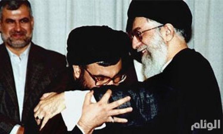 """كاتب لبناني شيعي يتهم """"نصر الله"""" بأنه أحد شيعة سفارة إيران"""