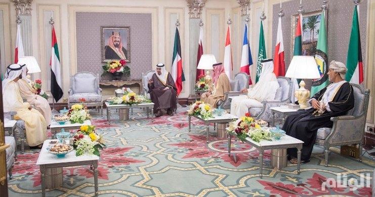 قادة دول الخليج يشيدون بالدور السعودي في مساعدة الشعب اليمني
