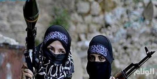 أنباء عن مقتل السعودية «ريما الجريش» في الحسكة