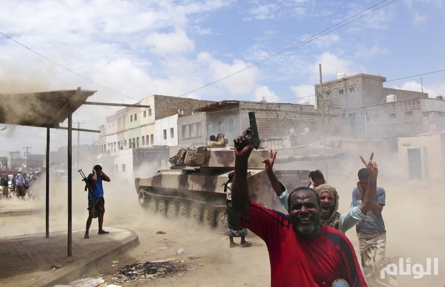 رداً على قصف نجران .. التحالف يشن غارات عنيفة على صعدة