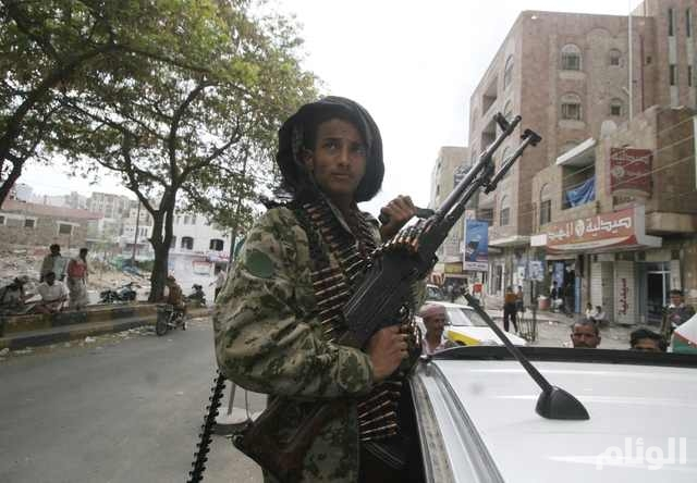 اليمن يطلب من الأمم المتحدة التدخل البري لانقاذ البلاد