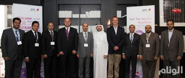 STC توقع اتفاقية شراكة مع اتصالات الامارات للربط البيني بين شبكتي (MPLS)
