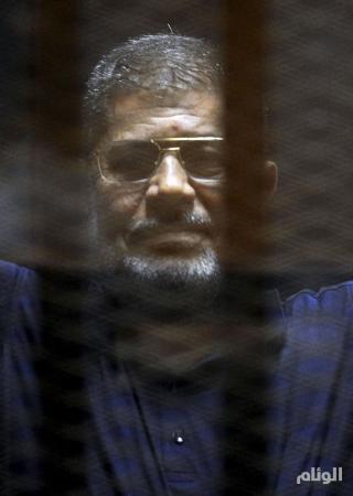 """مصر.. النقض تؤيد حكم المؤبد على """"مرسي"""" في """"التخابر مع قطر"""""""