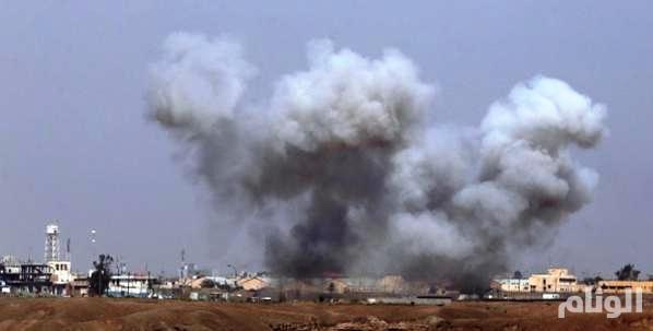 مقتل العشرات من عناصر داعش بغارات جوية عراقية