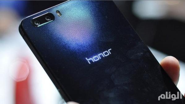تأكد إطلاق هواوي لهاتف «Honor 7» بمستشعر للبصمة