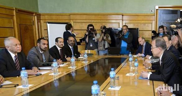 الأمم المتحدة تمدد مباحثات جنيف بشأن اليمن