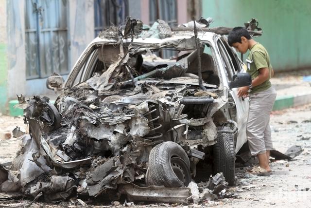 انفجار سيارة ملغومة قرب مسجد يرتاده الحوثيون في صنعاء