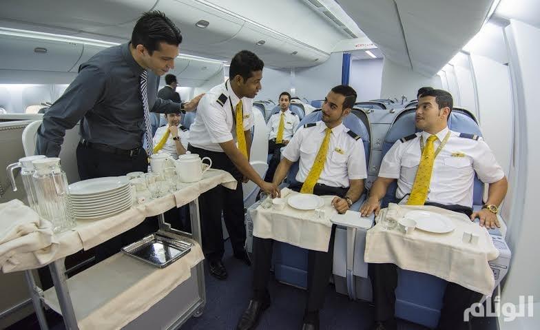 الخطوط السعودية تستعد للأسطول الجديد بالوظائف والبرامج التدريبية المنتهية بالتوظيف