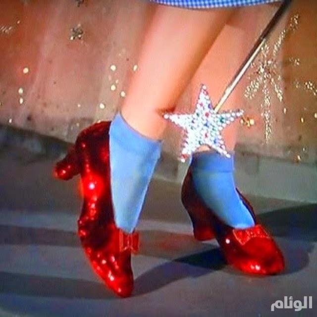 """مكافأة مليون دولار مقابل حذاء الممثلة """"جودي جارلاند"""" المفقود"""