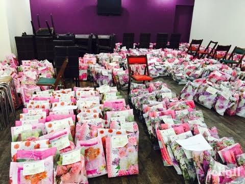 صحة جدة توزع 2280 هدية على مرضى مستشفيات المحافظة بمناسبة عيد الفطر